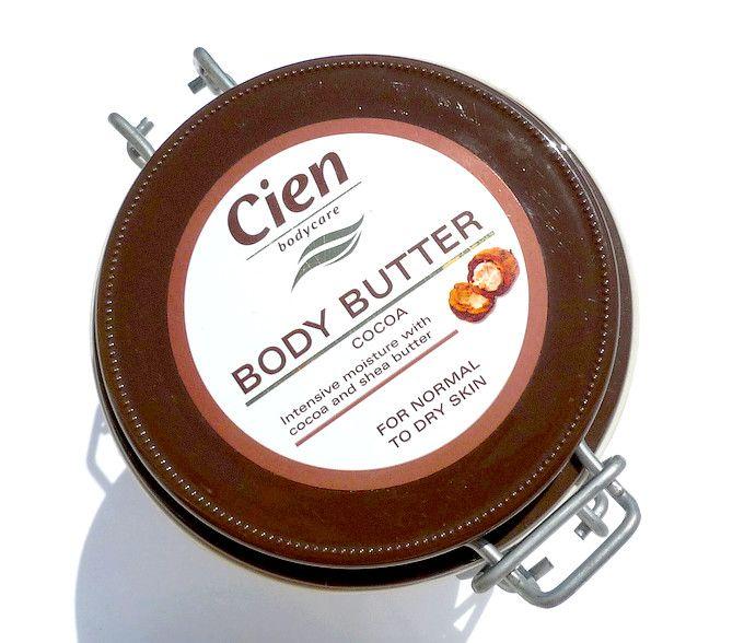 Cien Body Butter kakaové tělové máslo