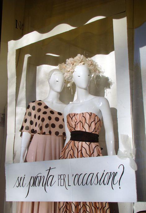shop window | alessia attanasio copywriter | shoptellers - vetrine con la parlantina