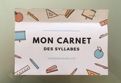 Un petit jeu rigolo à imprimer gratuitement pour faire jouer vos enfants avec les syllabes. Parfait pour les enfants entre 5 et 8 ans.