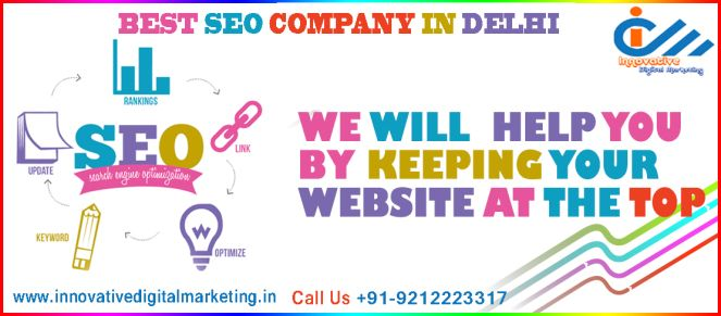 """""""Surge Brand Value of Business with Best SEO Company in Delhi""""  Here is best seo company in delhi where you can just find innovative services that help to surge brand value of your business and boost traffic on Search Engines; find about best seo company in janak puri.  Visit"""