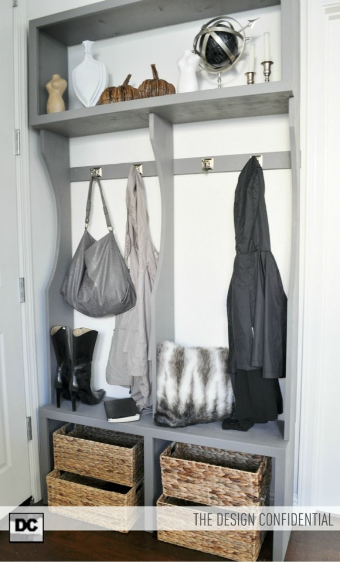 17 Best Images About Entry On Pinterest Diy Coat Rack