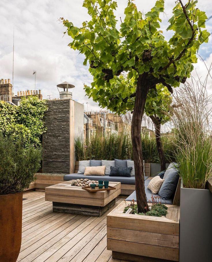Shingle Garden Designs: 19+ Scrumptious Flat Wooden Roofing Ideas