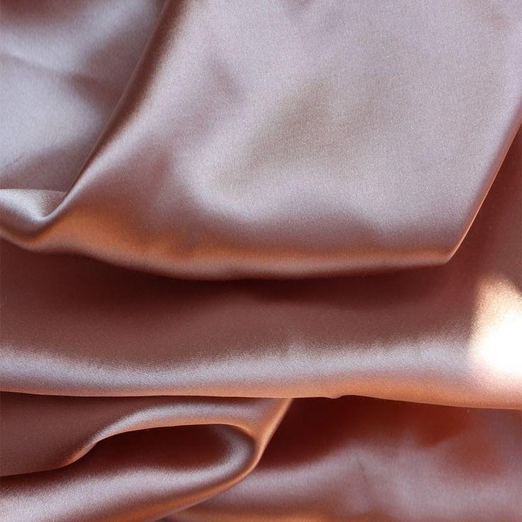 satin wholesale silk manufacturer thick cotton silk satin fabric