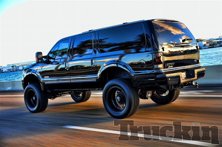 2004 Ford Excursion Power Stroke Web Extra Pictures