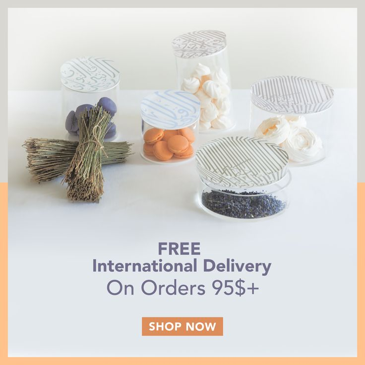 Our gift to you this Hijri New Year - Free international delivery on orders over $95! #free #delivery #weshiparoundtheworld #internationaldelivery #homeware #design #homedesign #perfectgift هديتنا لكم بمناسبة  رأس السنة الهجرية - تسوَّق ب 95 +$ واحصل على توصيل مجاني