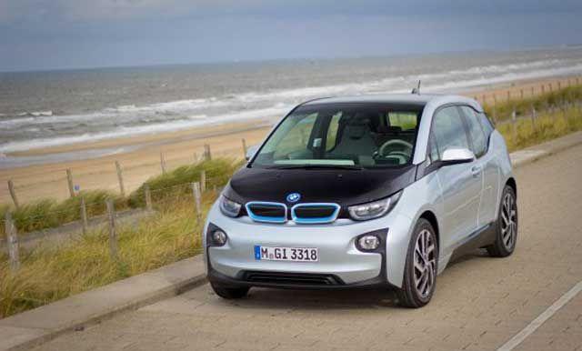 El BMW i3 la vuelve a liar con su aceleración