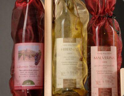 Ekofarma Pollau rodiny Abrlovy (Pavlov) - bio víno, bio koření
