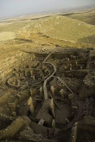 Turkey: Göbekli Tepe —The world's first temple, older than stonehenge and more ornately carved. This would be a dream come true to see. Turkey is on the top of my list for so many reasons, and this just added to it.