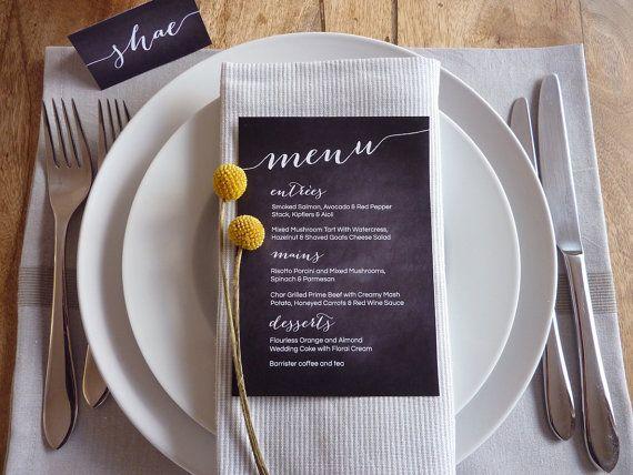 Etsy Finds: wedding signage, signage, signage... - DPNAK Weddings