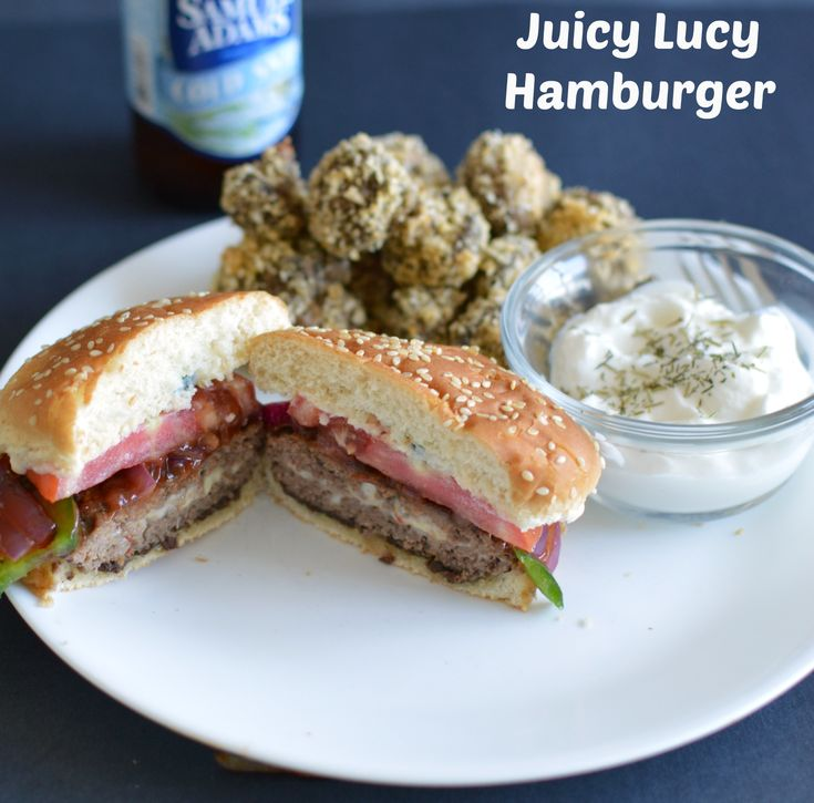 juicy-lucy-burger/ Learn how to make a Juicy Lucy Burger, aka Jucy ...