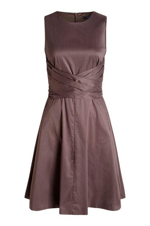 Esprit Collection Klänning med knyt