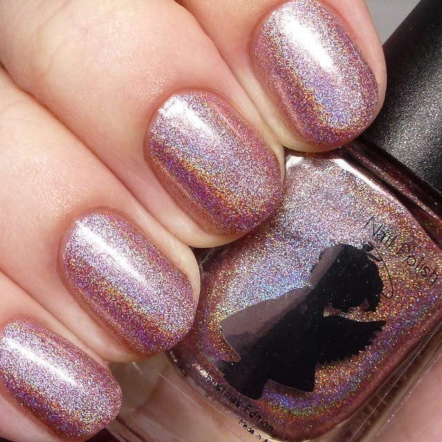 Grace-full Nail Polish Christmas Rose