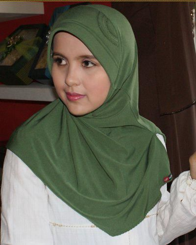 Jilbab Nafisa Kerudung Nf 14T