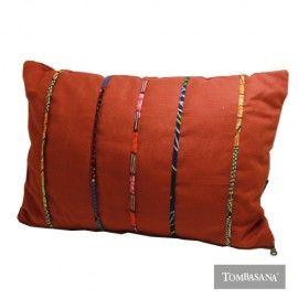 Coussin, coushion, wax, pillows, original, made in france, TOMBASANA  www.tombasana.com