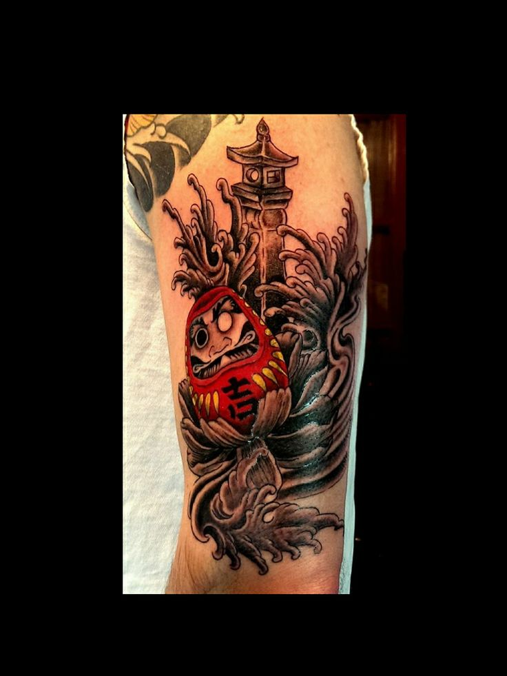 17 best images about tattoo ideas daruma on pinterest traditional posts and i am. Black Bedroom Furniture Sets. Home Design Ideas