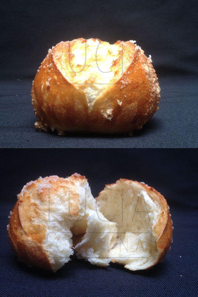 Bollo suizo, Suizo, sweet bread