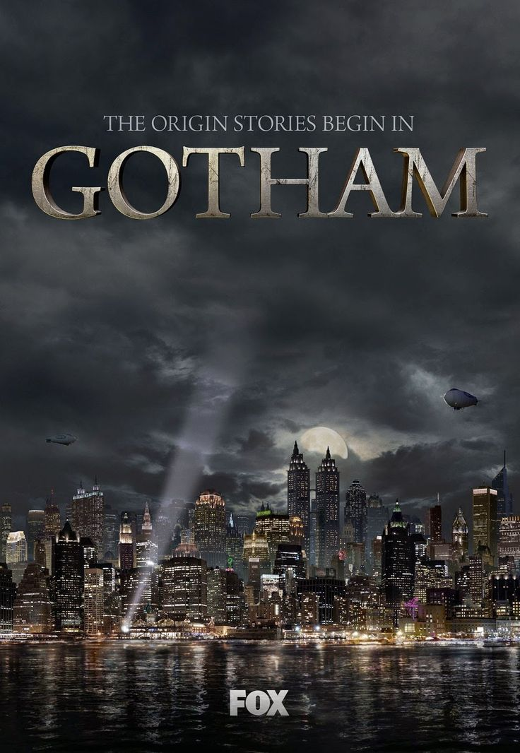 Check out Gotham Needs Penguin