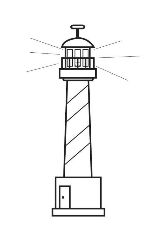 dibujo-para-colorear-faro-p23130.jpg (531×750)