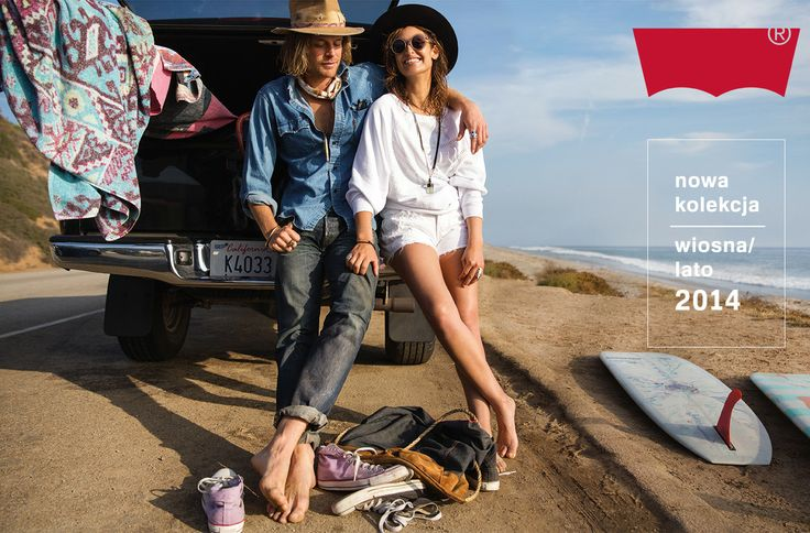 Levi's® #levis #jeanspl #kampania #summer