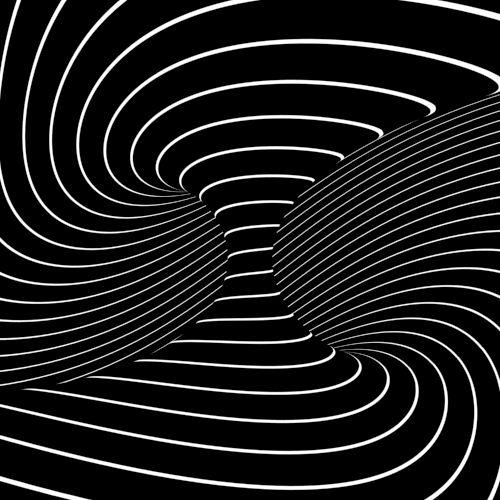Psychedelische GIFs von David Skazaly - detailverliebt.de