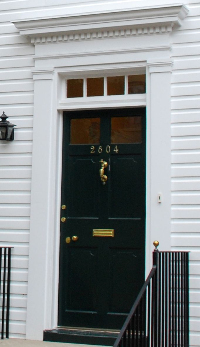 Exterior window trim colonial - Find This Pin And More On Door Window Trim