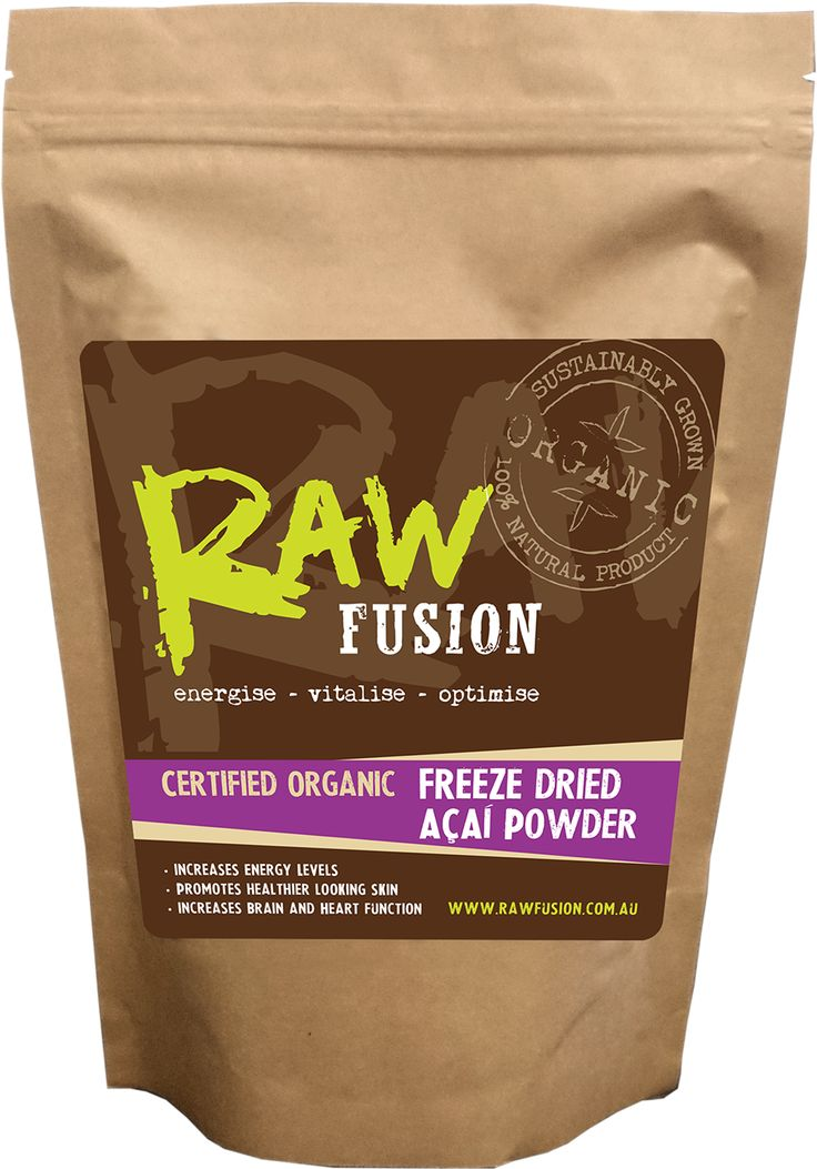 1kg Certified Organic Freeze Dried Acai Powder RAW Sports Nutrition 100% pure freeze dried acai berry powder can replenish your system with energy, omegas 3, 6 & 9 (good-for-you fatty acids), fibre, amino acids, vitamins…