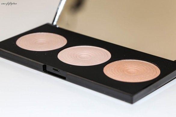 Make up Revolution Palette, Dupe Hourglass, Powder, Puder