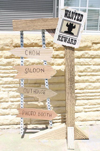 "Photo 1 of 182: Birthday ""Sheriff Izaiah 7th & Gavin The Bandit 2nd Birthday "" | Catch My Party"
