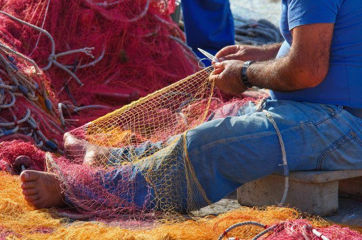 I pescatori in Puglia! #italia #italy #pesca #tradizione #tradition #fishing #travel  #holiday