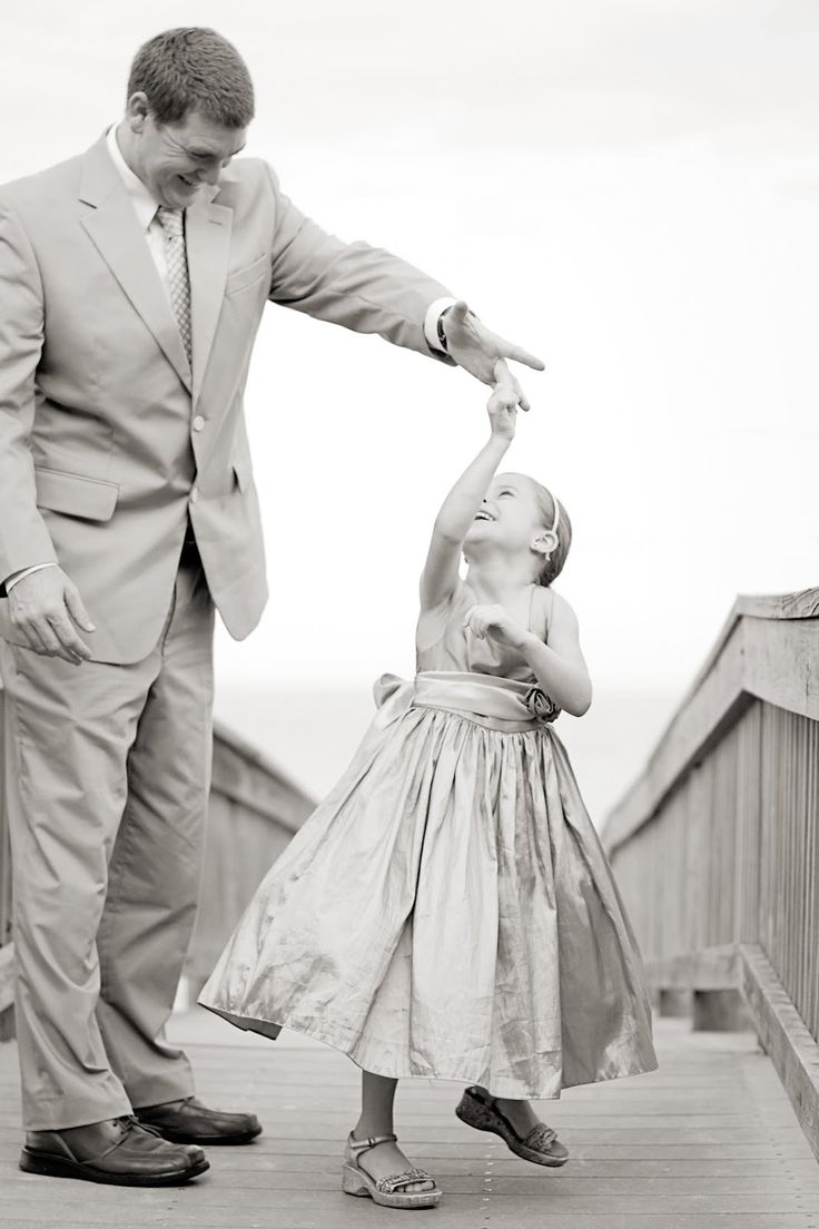 Father daughter dance for new step daddies.