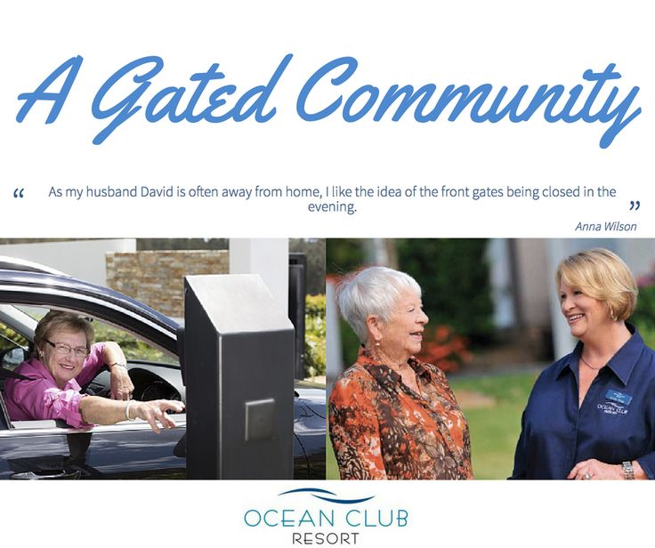 Hear what our residents have to say! Ocean Club Resort's gated community will have you feeling safe and secure.   Call Karen today on 1800 462 326 if you want to experience the best in your retirement!  #atOCR #OceanClubNSW #OceanClubResort #PortMacquarie #Retirement #RetiredLiving #MidNorthCoast #Australia #LuxuryRetirement #AffordableRetirement #Over50 #GatedCommunity #SeaChange #Downsize #Property #RetirementLiving #ResortLiving #CommunityLiving