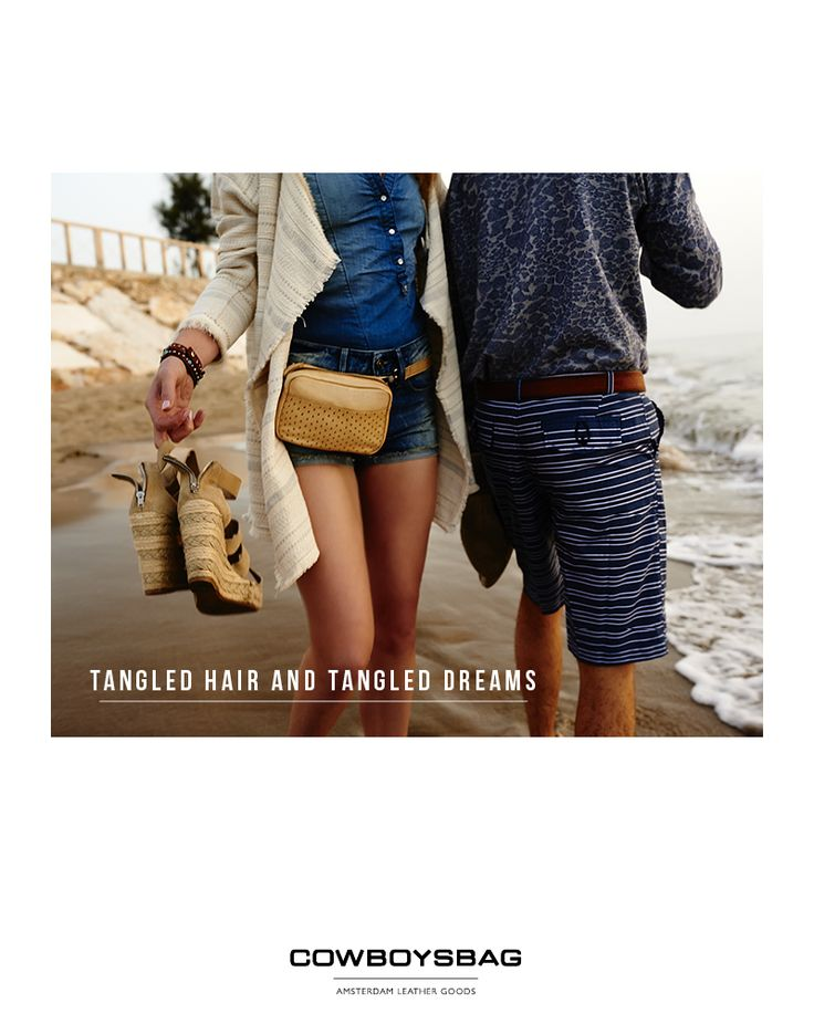 Cowboysbag | Tangled hair and tangled dreams - Spring Summer 2015, Bag Malpas 1593
