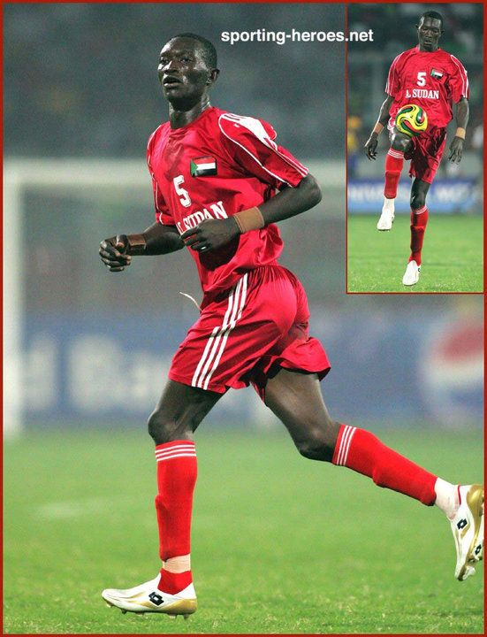 Yousef Alaeldin - Sudan - African Cup of Nations 2008