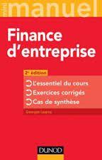 Présentation pédagogique de la finance d'entreprise à travers de brefs chapitres composés d'un cours synthétique et d'exercices corrigés permettant d'acquérir plus facilement les bases de la discipline.  Cote4-8 LEG