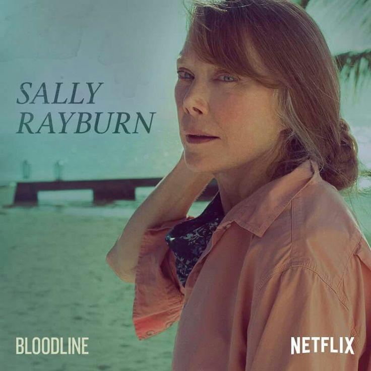 Sally Rayburn bloodline TV series. Sissy spacek