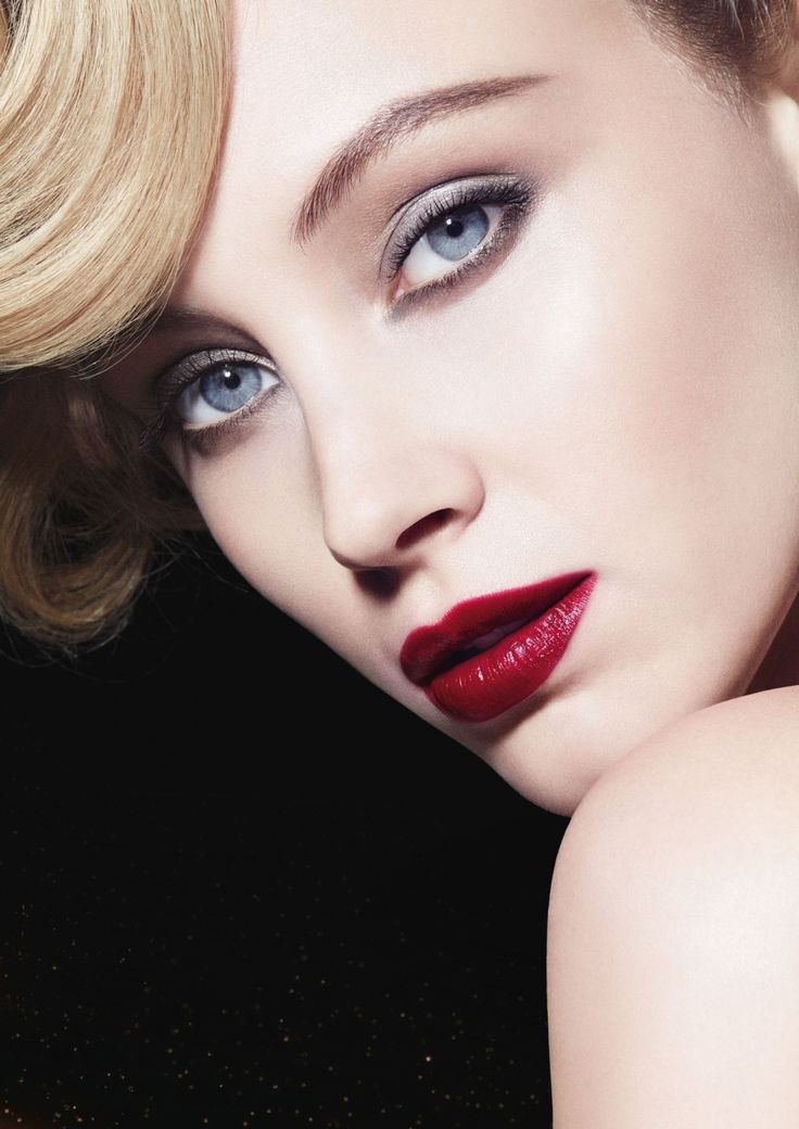 Actress Sarah Gadon Just Told Us the Most Genius Lipstick Trick via @ByrdieBeauty