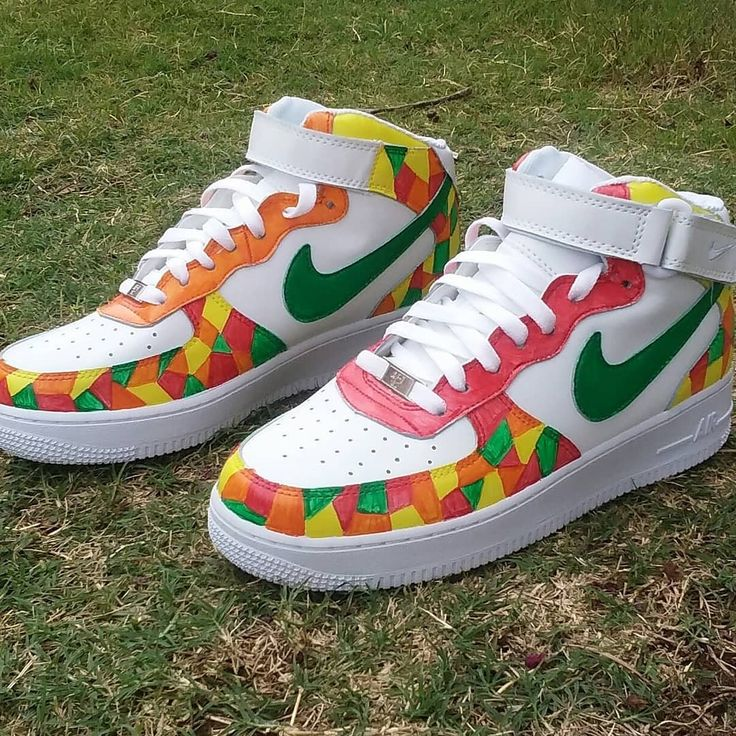 """AF1 LIBERATION & HERITAGE'S """"How are you liberated? Define your heritage. For any inquires on custom shoe art send a DM."""" #liberation #freethinking #heritage #customshoes #af1 #cultured #nikeairforce1 #definition #mosaics #nyfashionweek #sneakercon #allwhites #exclusive #paypal #cashapp #comissions #sneakerheads #shoeart"""