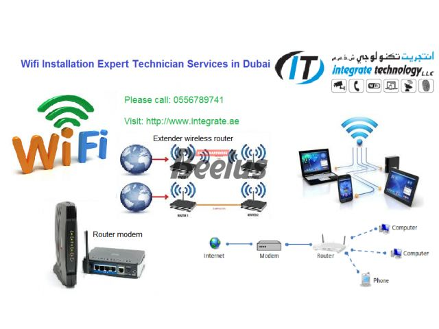 Router switch configuration call 0556789741 in green community dubai