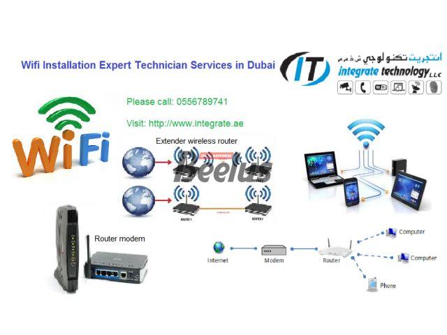 Router switch configuration call 0556789741 in green community dubai