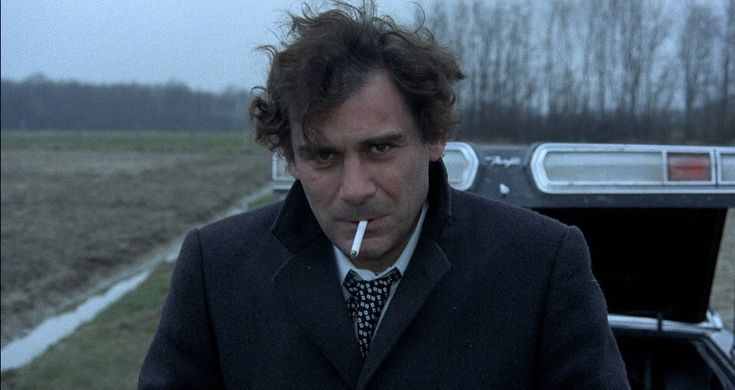 Gian Maria Volontè in Le cercle rouge (1970)