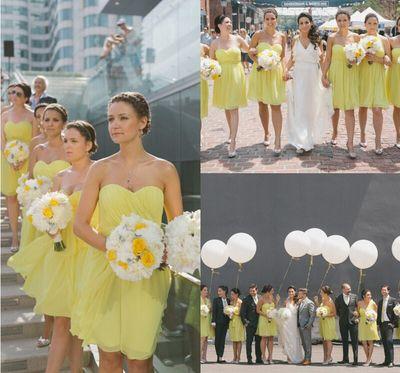 Short/Mini Custom Made Bridesmaid Dresses,Off the shoulder prom dress