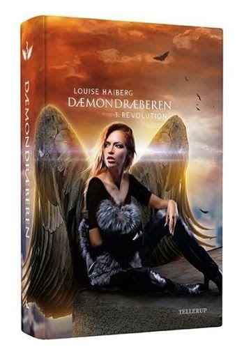 Roser fra Louise Haiberg: Sidste cover til Dæmondræberen :D