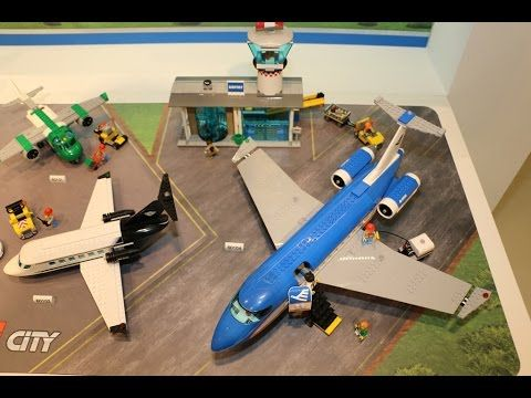 how to build a mini airport