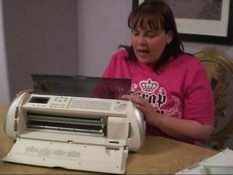 This video teaches you the basics of your Cricut Expression machine.