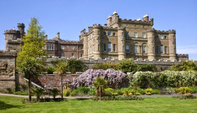 Dunianya Informasi: 10 Kastil Spektakuler dari Skotlandia