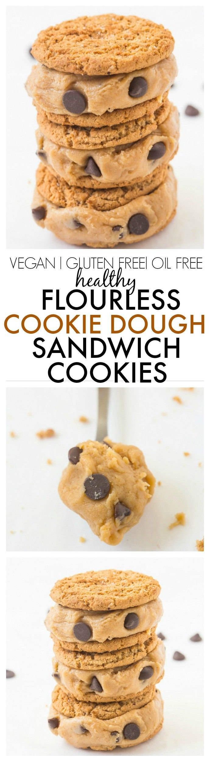 Easy cookie dough recipe no butter