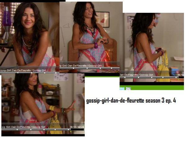 Vanessa's top in S3E4 Gossip Girl (image taken here: https://getsatisfaction.com/shop_gossip_girl/topics/vanessa_abrams_dan_de_fleurette_season_3_episode_4_top_who_makes_it)
