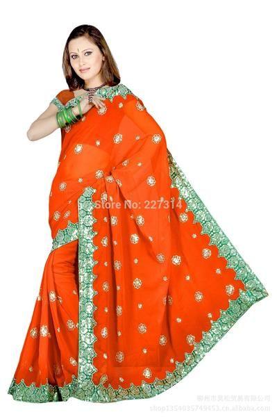 Индийская блузка сари