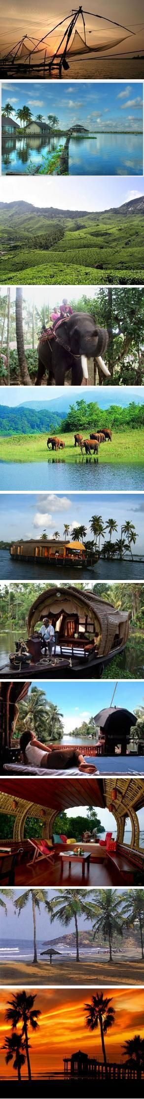 Scenic Kerala Tour – South India Tours @ Travel Agents in Delhi http://toursfromdelhi.com/9-days-scenic-kerala-tour