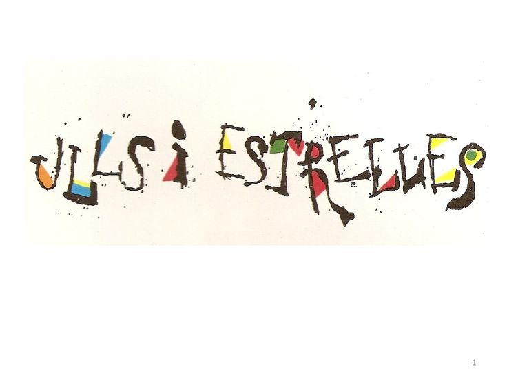 El conte de Miró